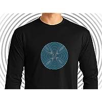 Hypnosis T-shirt Manches Longues pour Homme