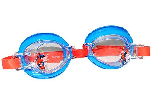 Unbekannt Schwimmbrille / Taucherbrille / Chlorbrille -  Ultimate Spider-Man  - Kinder von 2 bis 12...