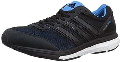 adidas Adizero Boston Boost 5, Mens Running Shoes, Black