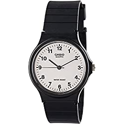 CASIO Analogue Watch Black MQ-24-7BLL