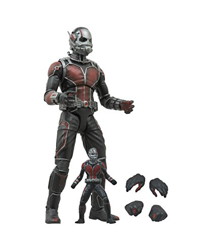 Marvel Select Ant-Man Movie Action Figura