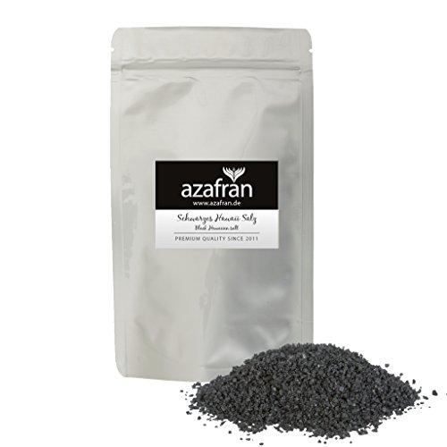 schwarz Schwarzes Dekorsalz Black Lava 250g ()