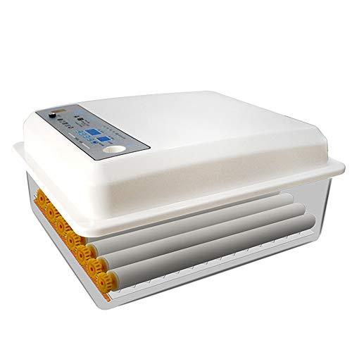 Inkubator, 20 Eier Brutmaschine LED-Anzeigen Temperaturregelung Automatischer Wendefunktion Zum Huhn Ente Gans Und Wachtel - Automatische Inkubator