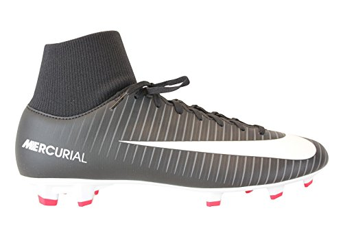 Nike Jr. Mercurial X Victory 6 Dynamic Fit IC, Chaussures de Football Mixte Enfant