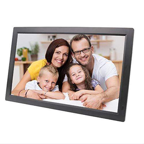 ahmen 21,5 Zoll, hochauflösende Digitale Foto-Frame elektronische Foto-Frame Display Messestand Werbemaschine 1080pHDMI Display MP3/Kalender/Uhr,B ()