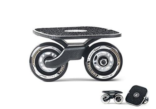 4fb303946 TWOLIONS-OG Drift Skates Freeline Sports mit 72mm PU Räder und ABEC 7  Kugellager (