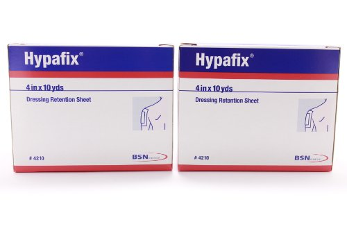 Sheet Retention Hypafix Dressing (Hypafix Dressing Retention Sheet Roll 4