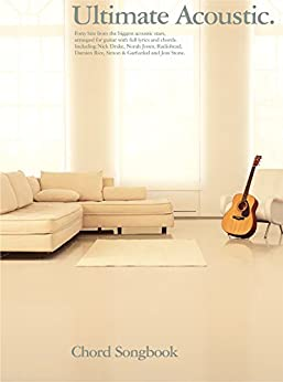 The Ultimate Acoustic Chord Songbook von [Wise Publications,]