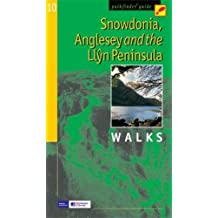 Pathfinder Snowdonia, Anglesey & the Llyn Peninsula: Walks (Pathfinder Guide)