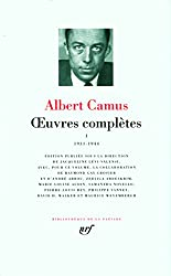 OEuvres complètes (Tome 1-1931-1944)