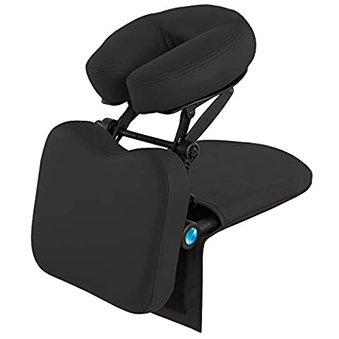 EARTHLITE Travelmate Massage Support System Package - Face Down Desk & Tabletop Massage Kit, Vitrectomy recovery