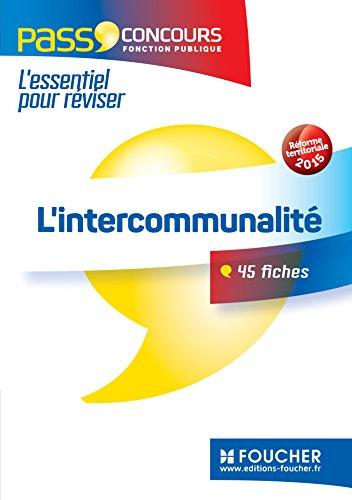 L'intercommunalité - Pass'Concours Nº05