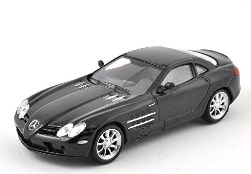 diecast-modellauto-143-agostini-mercedes-benz-slr-mclaren-nera-schwarz