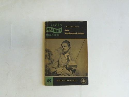 UKW-Hand-Sprechfunk-Baubuch - Handheld Ukw-radio
