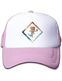 uykjuykj Caps Hats Shark Tornado Mesh Hat Trucker Style Outdoor Sports Baseball  Cap with Snapback Strap 334766b15494