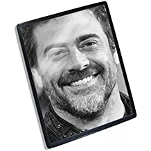 JEFFREY DEAN MORGAN - Original Art Mouse Mat (Signed by the Artist) #js001