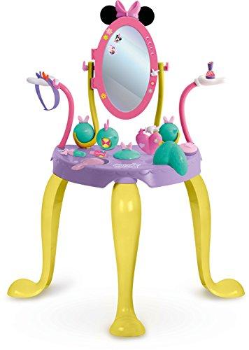IMC Toys - 181236 - Jeu d'imitation - Coiffeuse sur Pieds Minnie