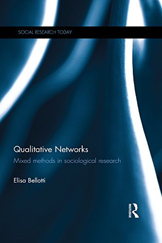 Qualitative Networks: Mixed methods in sociological research (Social Research Today)