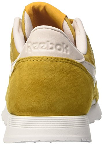 Reebok Cl Nylon Slim Hv, Sneakers Femme Marron (Eccentric/kindness)