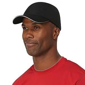 TrailHeads Race Day Running Cap - black