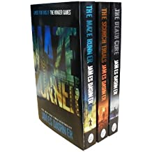 The Maze Runner 3 Books Series Collection Pack Set RRP: 20.97 (The Death Cur...