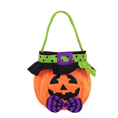 Jaysis Halloween-Aufbewahrungsdosen für Kinder, für Puppen, Süßigkeiten, Süßigkeiten, für Kinder Einheitsgröße C