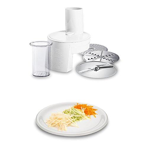 Bosch Kuchenmaschine Mum 4880 Weiss Si 600 Watt 4 Schaltstufen 3