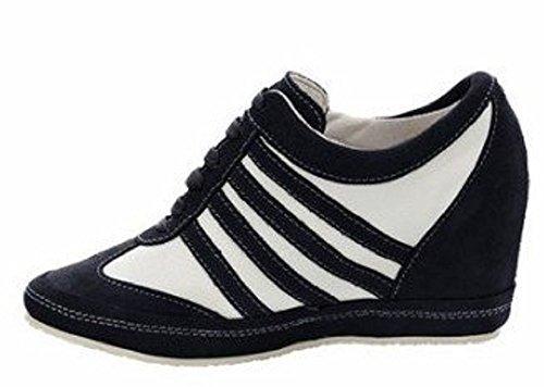 Best Connections  Schnürer, Chaussures de ville à lacets pour femme Bleu - Marine Blau