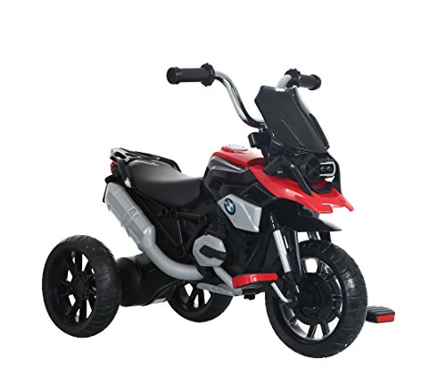 Rollplay 42314BMW R1200GS Moto Trike, Rosso