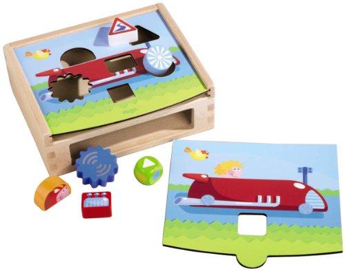 Haba - Juguete para encajar para bebés
