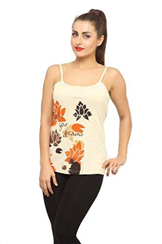 Ladybug Womens Cotton Camisoles & Vests