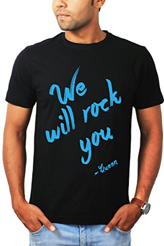 We will rock you Queens Tshirt - Band Tshirts by The Banyan Tee ™