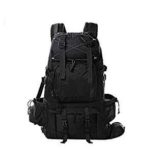 Beibao 50L Mochila de fotografía al Aire Libre DSLR Professional Camera Shoulder Bag Travel Package
