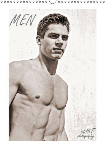 eLHiT photography - MEN (Wandkalender 2015 DIN A3 hoch): Kalender mit Fotografien von eLHiT photography (Monatskalender, 14 Seiten)