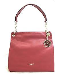 f91d0643203 Amazon.fr   sac a main guess - Rouge   Sacs portés épaule   Femme ...