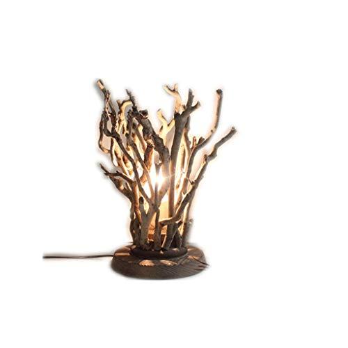 Art Creative-Lichtquelle-Land-Retro- Schlafzimmer-Nachttisch-Tischleuchte-dekorative Beleuchtung - Land Terrasse