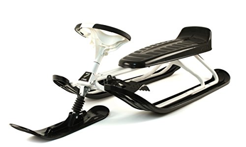 Stiga Sports Snow Racer King Size - Tobogán para nieve, color blanco,...