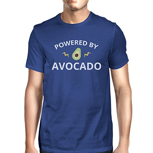 365-printing-t-shirt-maniche-corte-uomo-powered-by-avocado-royal-blue-s