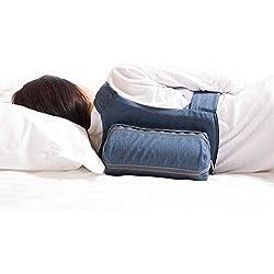 Sac à Dos de Couchage Latéral Anti-ronflement de WoodyKnows, Solution Efficace Contre le Ronflement à la Langue, Arrêtez le Ronflement Causé par le Couchage sur le dos, Améliorez la Qualité du Sommeil