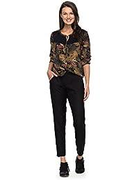 Roxy Adventure of The Lifetime - Pantalones de Tela para Mujer ERJNP03125 1a5e2e16d85