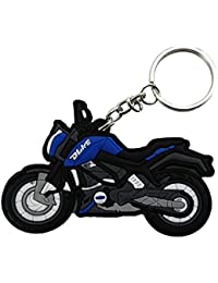 GCT KTM Duke Bike Logo Rubber Keychain | Keyring | Key Ring | Key Chain For Your Car Bike Home Office Keys | For...