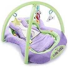 Baby Play Mat Kids Alfombras alfombras Cuna de bebé Camas para niños pequeños Juego de niños