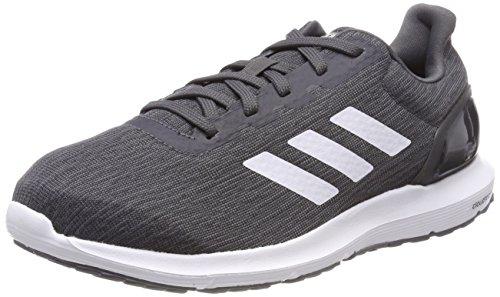 Adidas cosmic 2 m, scarpe da fitness uomo, grigio (gricin/ftwbla/gricua 000), 44 eu