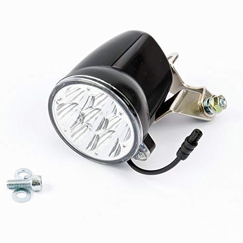 Mach1 12V LED Vorderlicht Elektro E-Scooter Lampe 12 Volt LED