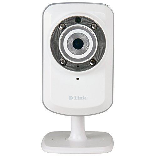 D-Link DCS-932L IP Überwachungskameras Kamera (Wireless N Tag/Nacht Home)