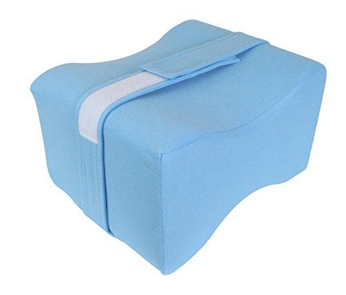 GAH-Alberts 140694 Bein-Zwischenpolster - Schaumstoff, blau, 260 x 210 x 160 mm