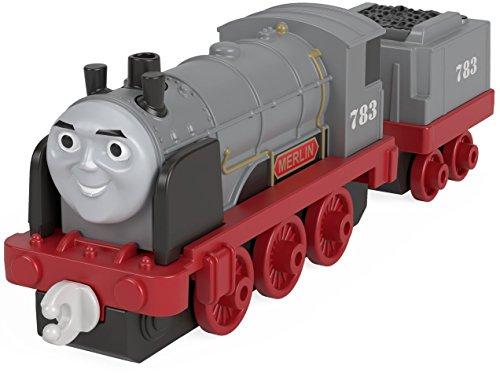 Thomas & Friends - Locomotora Grande Merlin Tren De Juguete,, 0 (Mattel DXR59)