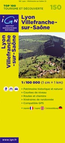 Lyon/Villefranche-sur-Saone: IGN.V150 par IGN