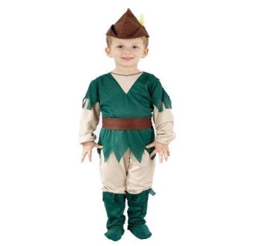 Robin Kostüm Kleinkind Hood (Henbrandt - Kinder Kleinkinder Wie Robin Hood Kostüm Outfit)