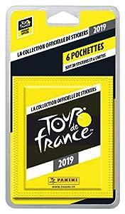 Panini France SA SA- Lote de 6 Fundas de Bolsillo para el Tour de Francia 2019, 2508-038